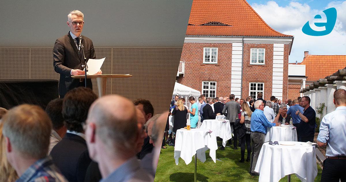 ERHVERV HJØRRING GENERALFORSAMLING OG BUSINESS GET-TOGETHER 2020